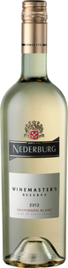 Nederburg Sauvignon Blanc The Winemaster's Reserve 2012 Bottle