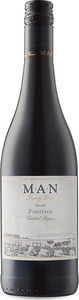Man Family Wines Bosstok Pinotage 2014 Bottle