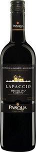 Pasqua Lapaccio Primitivo 2015, Igt Salento, Estate Selection Bottle