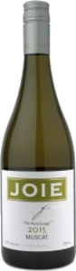 Joiefarm Muscat The Pure Grape 2015 Bottle