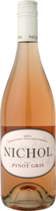 Nichol Vineyard Pinot Gris 2015, Okanagan Valley Bottle
