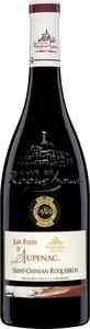 Les Fiefs D'aupenac 2013, Ac Saint Chinian Roquebrun Bottle