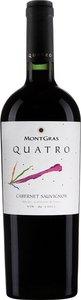 Montgras Quatro 2015, Colchagua Valley Bottle