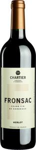 Chartier Créateur D'harmonies Fronsac 2012, Fronsac Bottle