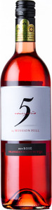 Mission Hill Five Vineyards Rosé 2015, Okanagan Valley Bottle