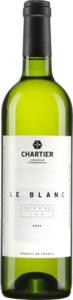 Chartier Créateur D'harmonies Le Blanc 2014, Pay's D'oc Bottle