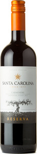 Santa Carolina Carmenère Reserva 2015, Cachapoal Valley Bottle