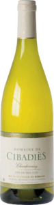 Domaine Cibadiès Chardonnay 2015, Pays D'oc Bottle