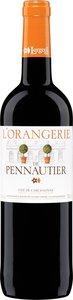 L'orangerie De Pennautier 2014, Vin De Pays D'oc Bottle