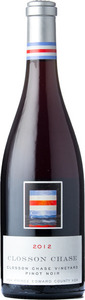 Closson Chase Closson Chase Vineyard Pinot Noir 2014, VQA Prince Edward County Bottle
