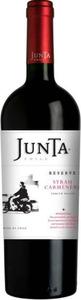 Junta Momentos Reserve Syrah/Carménère 2014, Curicó Valley Bottle