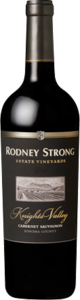 Rodney Strong Knights Valley Cabernet Sauvignon 2013, Knights Valley, Sonoma County Bottle