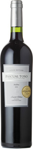 Pascual Toso Malbec Limited Edition 2014 Bottle