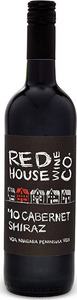 Red House Cabernet Shiraz 2015, Niagara Peninsula VQA Bottle