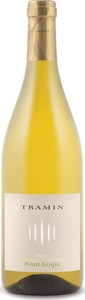 Tramin Pinot Grigio 2014, Doc Südtirol Alto Adige Bottle