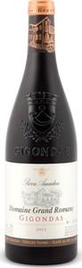 Pierre Amadieu Domaine Grand Romane Cuvée Prestige Vieilles Vignes 2013, Ac Gigondas Bottle