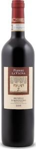 Podere La Vigna Brunello Di Montalcino 2010 Bottle