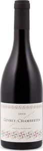 Pascal Marchand Gevrey Chambertin 2013 Bottle