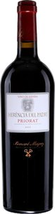 Bernard Magrez Herencia Del Padri 2012, Priorat Bottle