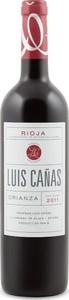 Luis Cañas Crianza 2012, Doca Rioja Bottle