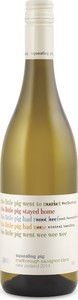 Squealing Pig Sauvignon Blanc 2015, Marlborough, South Island Bottle