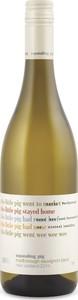 Squealing Pig Sauvignon Blanc 2015, Marlborough, South Island Bottle