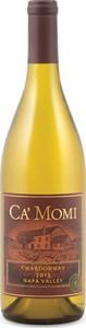 Ca' Momi Chardonnay 2014, Napa Valley Bottle