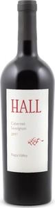 Hall Cabernet Sauvignon 2013, Napa Valley Bottle