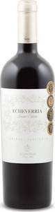 Echeverria Limited Edition Cabernet Sauvignon 2010, Central Valley Bottle