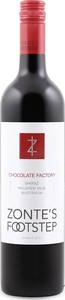 Zonte's Footstep Chocolate Factory Shiraz 2014, Mclaren Vale, South Australia Bottle
