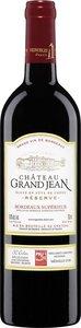 Château Grand Jean Réserve 2014 Bottle