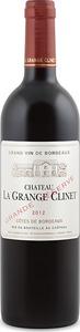 Château La Grange Clinet Grand Réserve 2013, Ac Côtes De Bordeaux Bottle