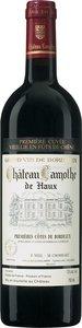 Château Lamothe De Haux 2013, Ac Côtes De Bordeaux Bottle