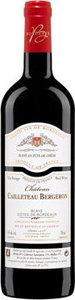 Château Cailleteau Bergeron 2012, Ac Blaye Côtes De Bordeaux Bottle