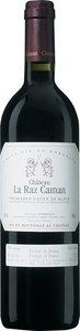 Château La Raz Caman 2010, Côtes De Blaye Bottle