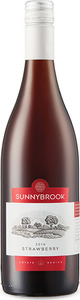 Sunnybrook Estate Series Strawberry Wine 2014 Bottle
