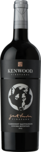 Kenwood Vineyards Jack London Cabernet Sauvignon 2013, Sonoma Bottle