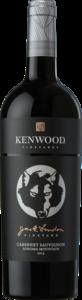 Kenwood Vineyards Jack London Cabernet Sauvignon 2013, Sonoma Bottle