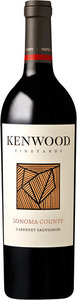 Kenwood Cabernet Sauvignon 2013, Sonoma County Bottle