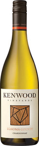 Kenwood Chardonnay 2014, Sonoma County Bottle