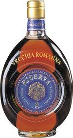 Vecchia Romagna 10 Ans Riserva Bottle