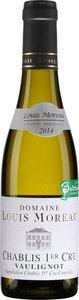 Domaine Louis Moreau Chablis Premier Cru Vaulignot 2014 (375ml) Bottle