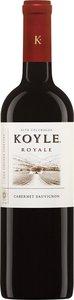 Koyle Royale Alto Cabernet Sauvignon 2012 Bottle