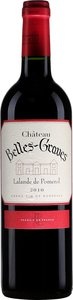 Château Belle Graves 2010 Bottle