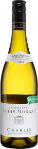 Domaine Louis Moreau Chablis 2015, Chablis Bottle