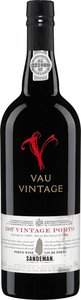 Sandeman Vau Vintage 2001 Bottle