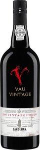 Sandeman Vau Vintage 2001 Bottle