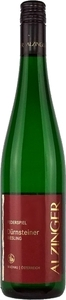 Alzinger Dürnsteiner Riesling Federspiel 2015 Bottle