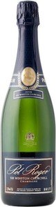 Pol Roger Sir Winston Churchill Brut Champagne 2004 Bottle