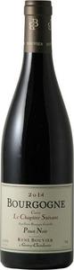 Domaine René Bouvier Bourgogne Pinot Noir Le Chapitre Suivant 2014 Bottle